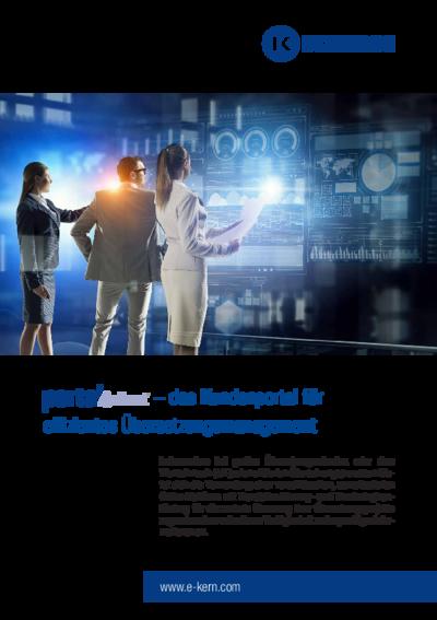 portal4client™ Advanced – das Kundenportal für effizientes Übersetzungsmanagement