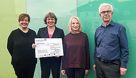 Siebte Spende der KERN Group zugunsten des Clementine Kinderhospitals