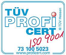 La certification DIN EN ISO 9001