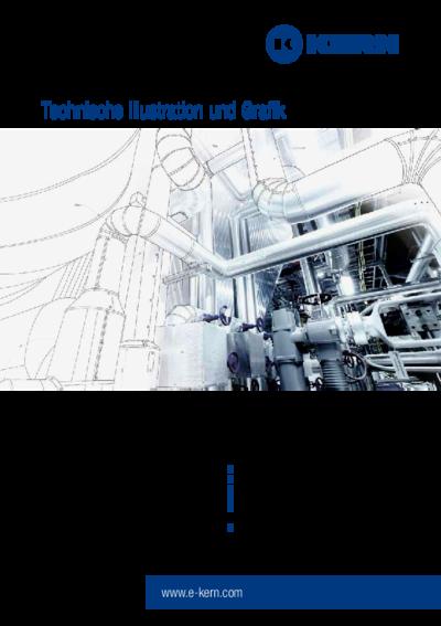 Technische Illustration und Grafik