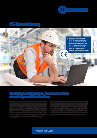 PDF-Download Infoblatt Technische Dokumentation – CE-Kennzeichnung