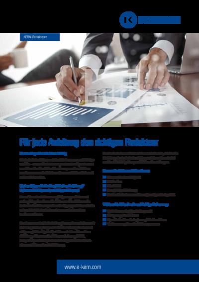Download Infoblatt Technische Dokumentation – technische Redakteure