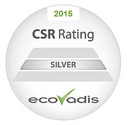 EcoVadis Silver 2015