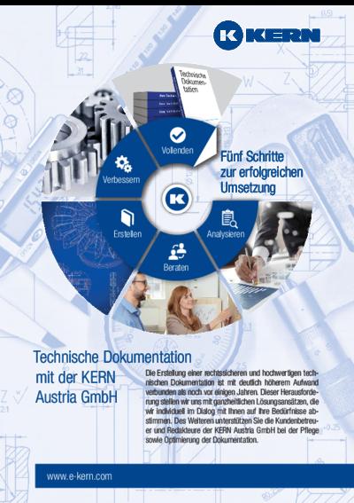 Download Infoblatt Technische Dokumentation