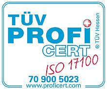 La certification ISO 17100