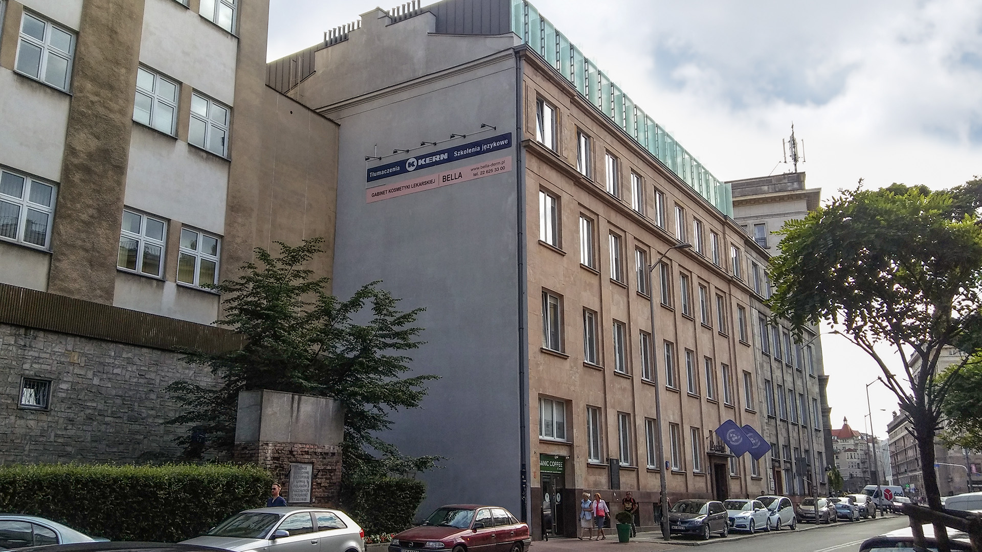 Warsaw translation office
