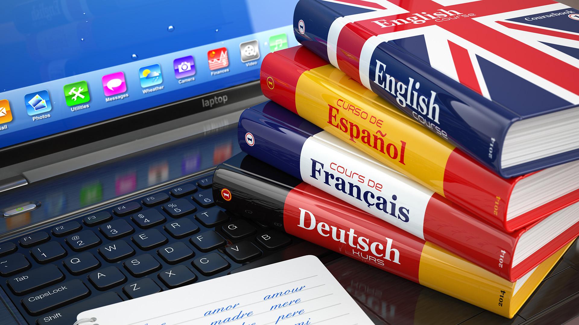 Sprachenübersicht